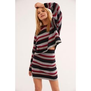 Free People Meadowbrooks Sweater Set M NEW